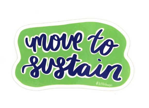 move to sustain w