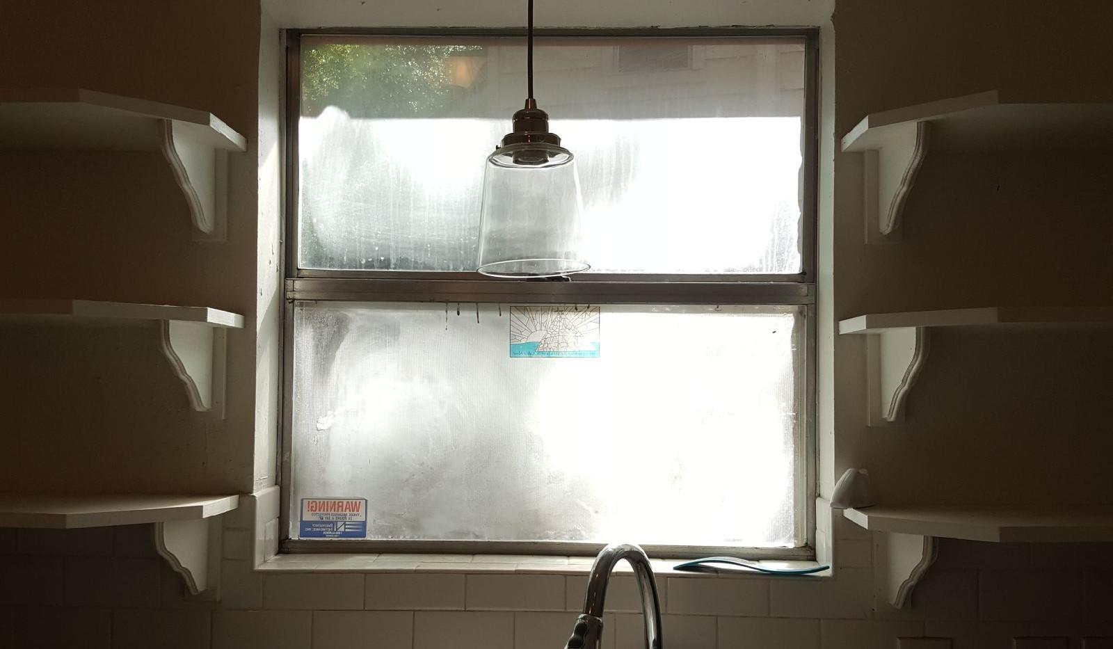 Kitchen Interior Before