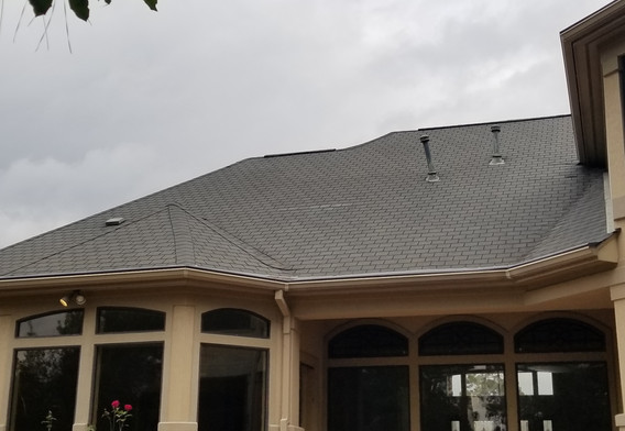 Before Roof Demo