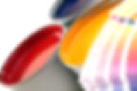 Sheet-fed offset inks - Pantone, HKS or customer sample