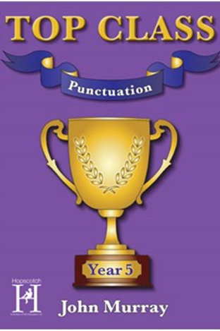 Top Class Punctuation Year 5