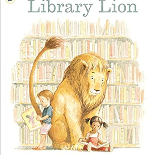 Library Lion Pack