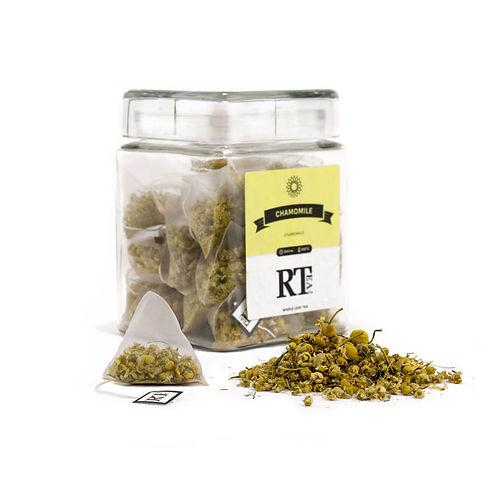 chamomile tea sacks