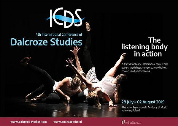 Dalcroze Studies ICDS 4 Poster