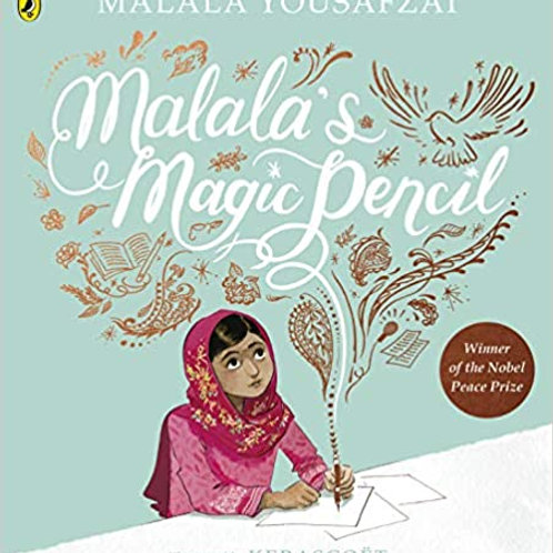 Malala's Magic Pencil Pack