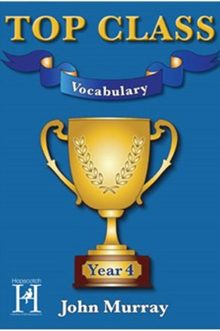 Top Class Vocabulary Year 4