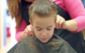 childrens kids haircut salford manchster