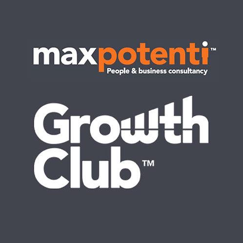 maxpotenti Growth Club