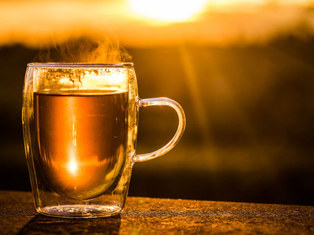 5 Teas to Aid Your Day During the Festivities - at Work and Home!