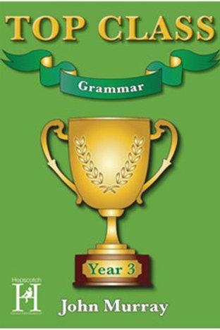 Top Class Grammar Year 3