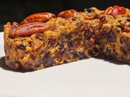 A Recipe for a Healthy Christmas Cake