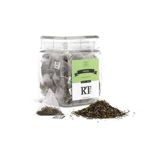 green tea sacks