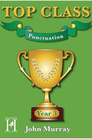 Top Class Punctuation Year 3