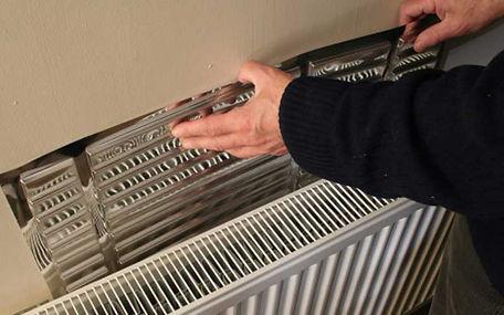 radiator backboards