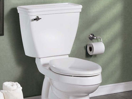toilet duct