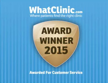 Optieye Care Wins WhatClinic.com Award for Awesome Customer Service!