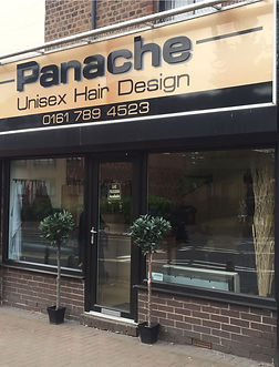 Panache Hair Design in Monton