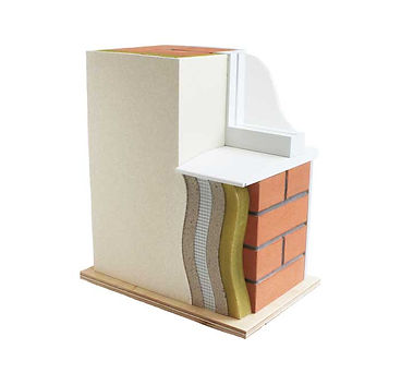 solid wall external insulation