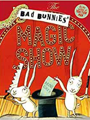 The Bad Bunnies' Magic Show Pack