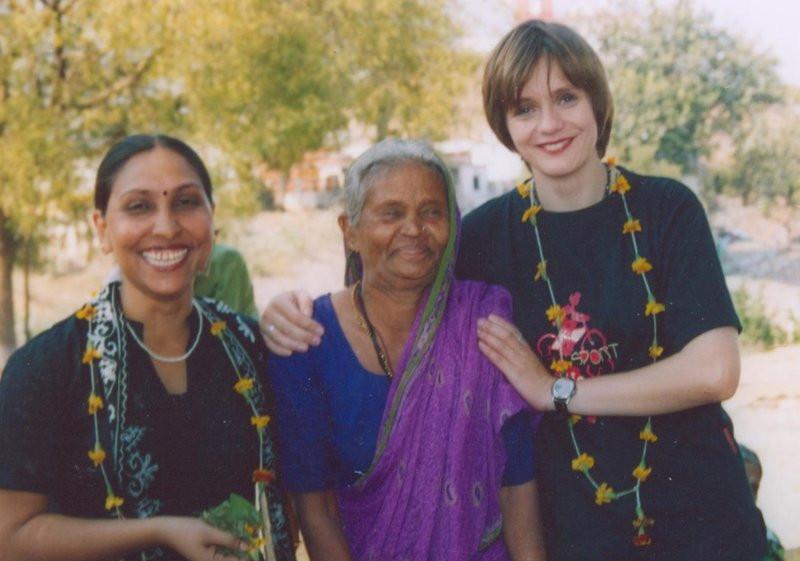 Usha, Chindabai and Leah