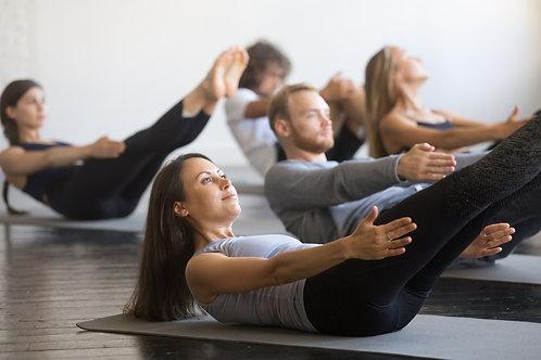 Pilates Classes 6 x 1 hour