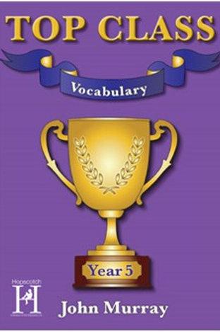 Top Class Vocabulary Year 5