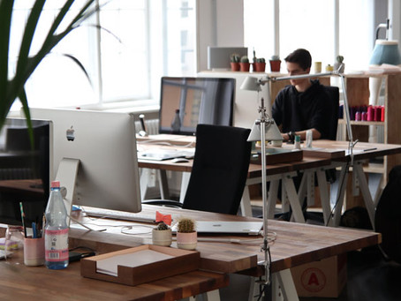 Top 3 Ways Office Furniture Can Boost Productivity of Your Workforce