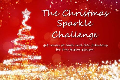 Christmas Sparkle Challenge