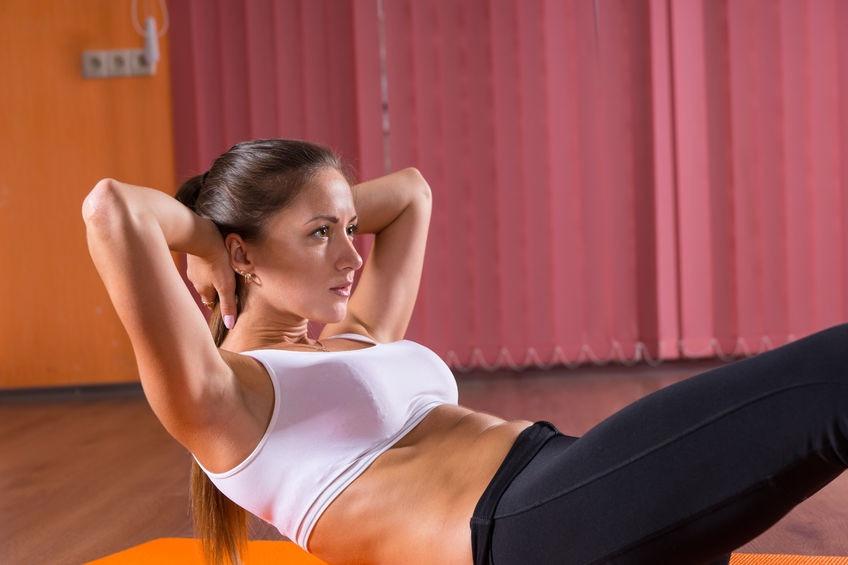 Pilates to improve core strength