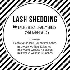 Why do you need to fill your eyelash extensions every 2-3 weeks? The difference between a poor appli