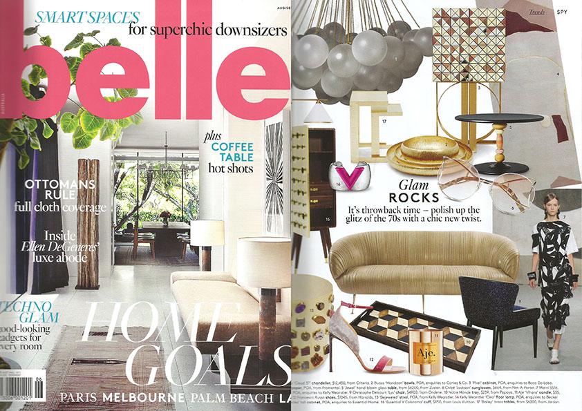 BelleMagazine(Aus)Aug-2016
