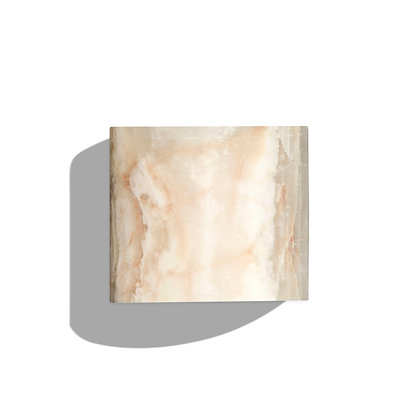 WHOLESALE | COCOLUX | LARGE SOL ALABASTER ONYX CANDLE | RRP $100