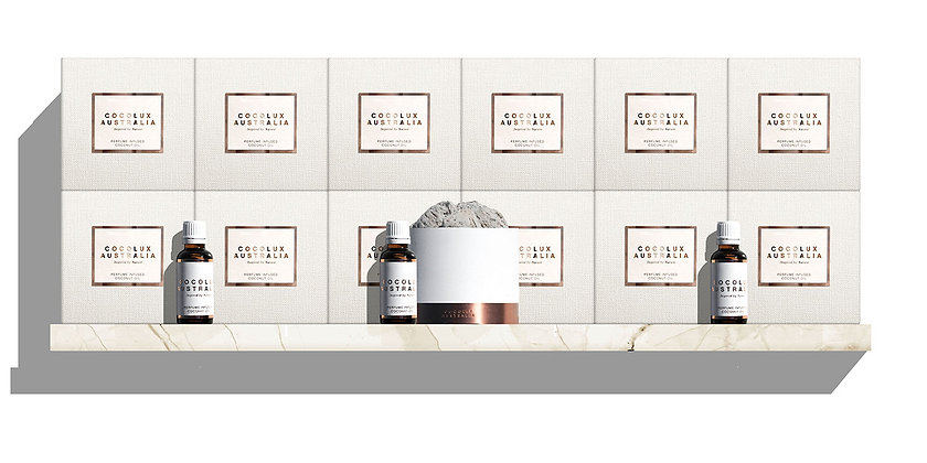 WHOLESALE  - SOL | DIFFUSER PACKAGE | RETAIL VALUE $1560