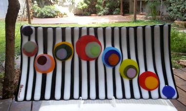 עיגולים צבעוניים