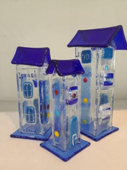 בתים כחול לבן