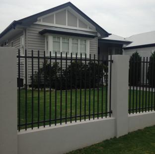 Aluminium Fence Panels