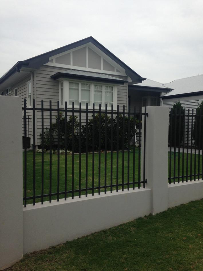 Aluminium Rod Fencing