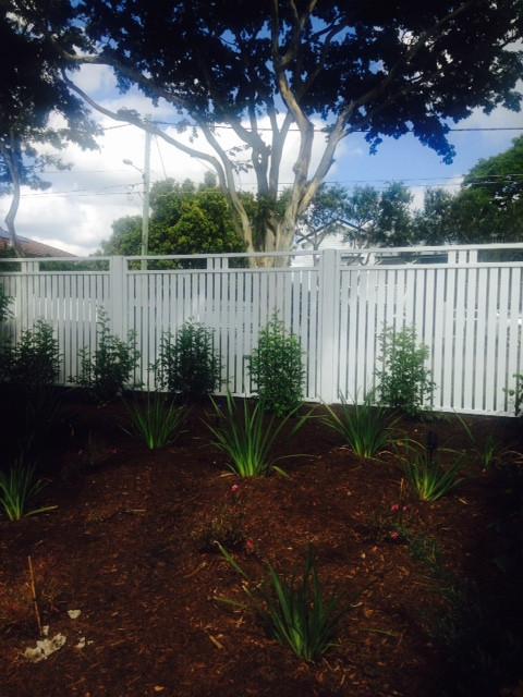 Custom Aluminium Slat Fence