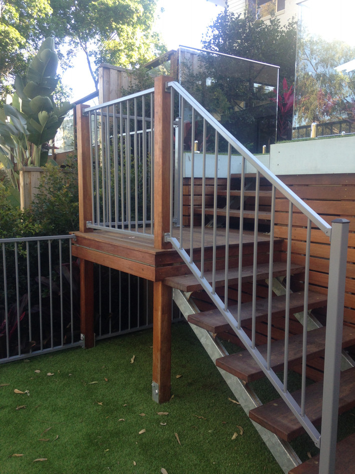 Fineline Stair Balustrade