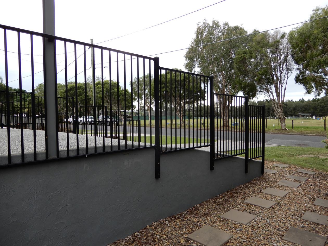 Aluminium Tubular Fence