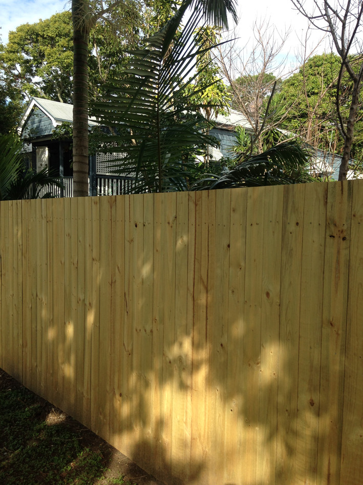 Treated Pine Fencing
