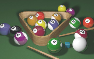 9/2 Billiards club
