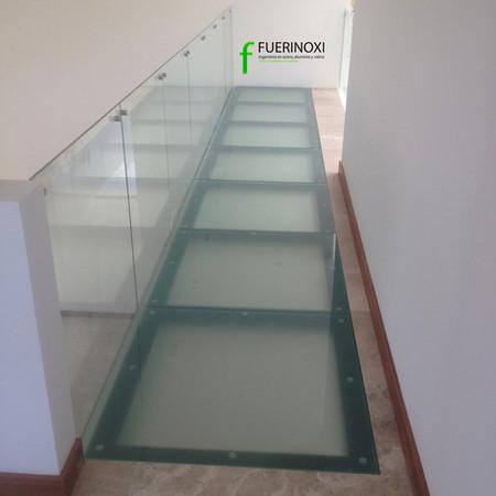 Pisos de vidrio