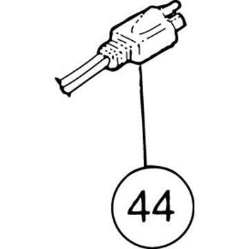 Plug with Cord (115v)