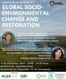 Seminario Internacional, Jueves 12 de Diciembre, Facultad de Ciencias Forestales, Universidad de Con