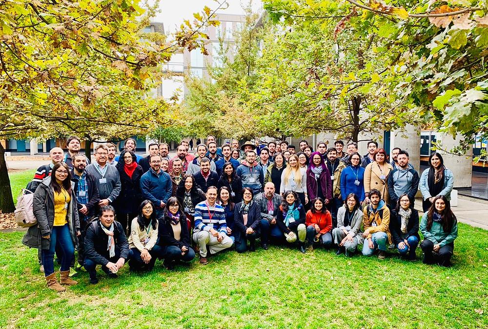 Foto de participantes a la segunda reunión IALE-Chile
