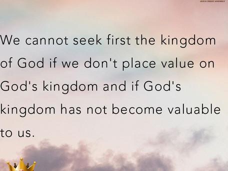 #kingdomvalue
