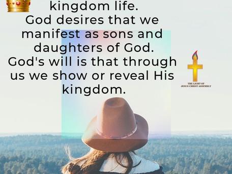 #kingdomlife