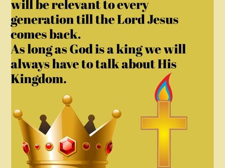 #KingAndHisKingdom