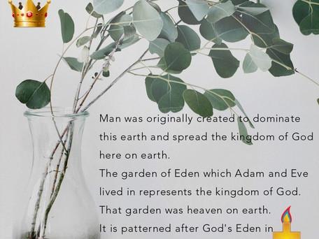 #kingdompatternandintention